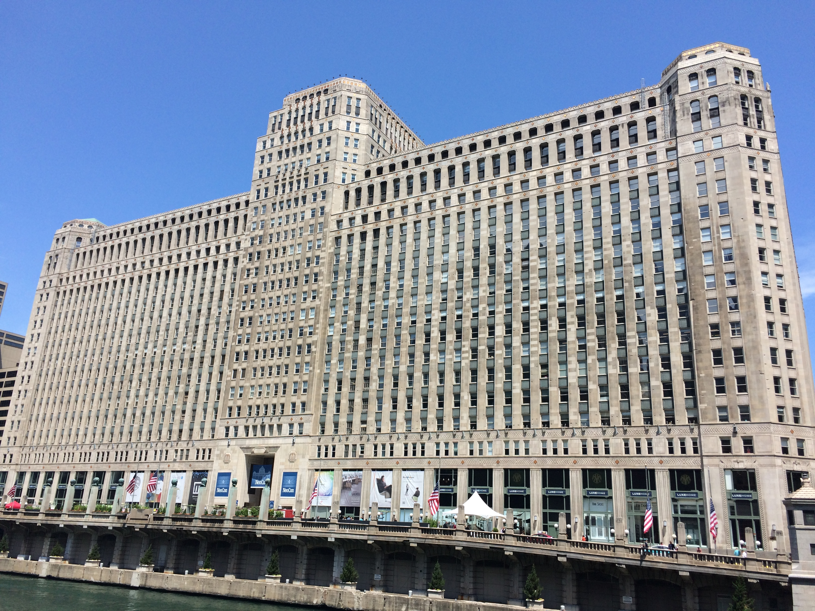 I Just Got Back From NeoCon An Annual Interior Design Conference Held At The Merchandise Mart In Chicago And Im Still Unwinding