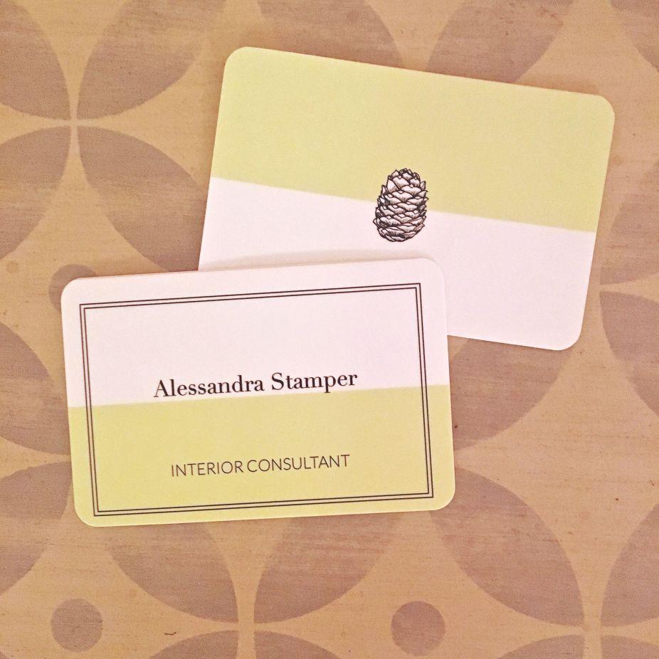 biz card II
