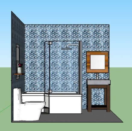 tile bathroom II