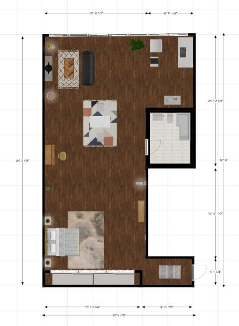 Marnie floor plan