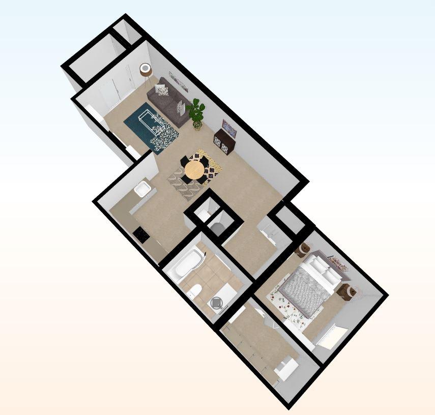 floorplan vi